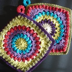 Circle of Friends Square, follow link to pattern.