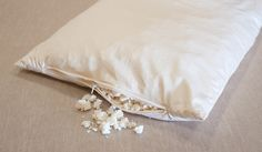 Chemical Free Pillow | Saguenay 2.0 Shredded Natural Rubber Pillow