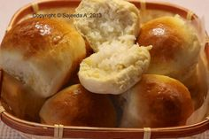 These soft sweet buns filled with coconut in the centre are a delight with a cup of tea in the afternoon. Well loved by mauritians , spreadi. Snack Recipes, Cooking Recipes, Snacks, Savoury Recipes, Coconut Buns, Coconut Cakes, Mauritian Food, Creole Recipes, Island Food