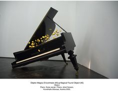 OBJECTS AND INSTALLATIONS  magical Found Object, Cuban Art,