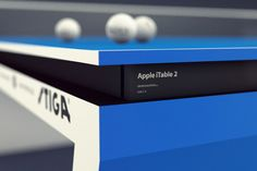 Waldner Table Tennis Table