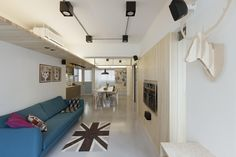 Residence Chen, Taipei by KC design studio