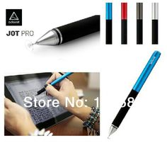Free shipping Adonit Jot Pro Fine Point capacitive touch Stylus Pen for iPad iPhone Nexus7 Galaxy Tabs Kindle Fire HDX 4COLOR Adonit Jot, Stylus, Kindle, Ipad, Fire, Touch, Free Shipping, Iphone, Style
