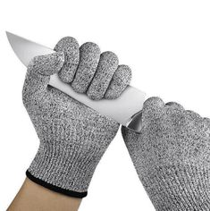Garden Gloves Back To Search Resultstools Well-Educated 1pair Stainless Steel Mesh Cut Proof Stab Resistant Glove Safety Work Butcher Protection Hand Tool Anti Cut Gloves Best Offer Quality First