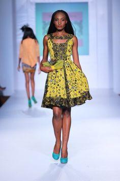 Latest Ankara Dress Styles - Loud In Naija Ankara Dress Designs, Ankara Dress Styles, African Print Dresses, African Print Fashion, African Wear, African Attire, African Fashion Dresses, African Women, African Dress