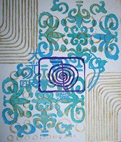 Rizwana A.Mundewadi www.razarts.com  Meaning of Reiki Symbol Hon Sha Ze Sho Nen Distance Healing Past Present Future