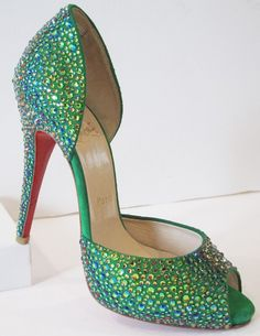 These will go with my Mermaid outfit perfectly!! :)