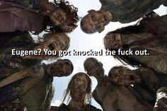 The Walking Dead Spoiler.