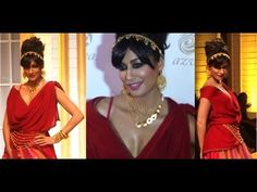 Chitrangada Singh walks the ramp at INDIA BRIDAL FASHION WEEK.