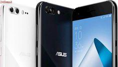 Asus anuncia smartphones Zenfone 4 que virão ao Brasil; modelo topo de linha fica de fora