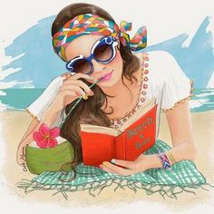 reading is a vacation...Insee Haynes