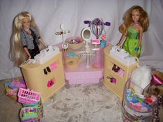 Checkout Counter Plastic Shelving Units, Barbie Store, Toy Chest, Storage Chest, Counter, Restoration, Toddler Bed, Home Decor, Child Bed