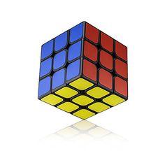 Newisland® 3x3 Speed Cube For Pros Torpedoes New Anti-POP Structure Eco-friendly Plastics Cube Phoenix (Sticker)
