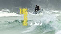 This Is Us is a new series from What Youth. The first installment is based over a week in Australia and stars Chippa Wilson, Creed McTaggart, Dillon Perillo and Ryan Callinan. There is no agenda other than to surf, skate, eat, drink and be us.