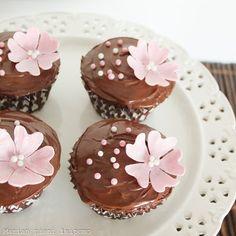 Marian pieni leipomo: Suklaa cupcake