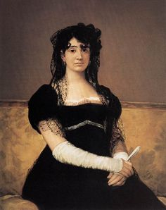 Reinette: Francisco de Goya y Lucientes