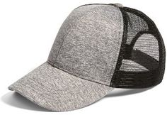 Women's Zella Baseball Hat - Grey