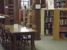 Original library building, Houghton Memorial Library, Huntingdon College. Huntingdon College, College Board, Libraries, Bookcase, Shelves, Memories, The Originals, Building, Home Decor