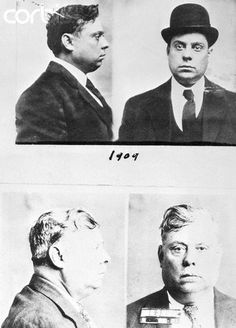 """The Black Hand. Ignazio Saietta.(1877-1947) Known as """"Lupo the Wolf."""" He was part of the """"La Mano Nera,"""" a gang of Italian Americans immigrant extortionists. They were the precursors of the """"Costa Nostra"""""""