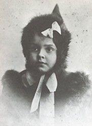 Louise Jeanne Mac Leod (1898-1919) daughter of Mata Hari