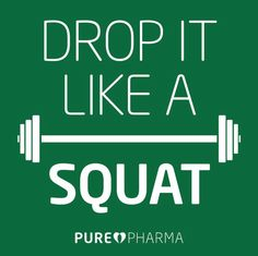 Did you do your squats today? #squatsfordays #legday #fitfam