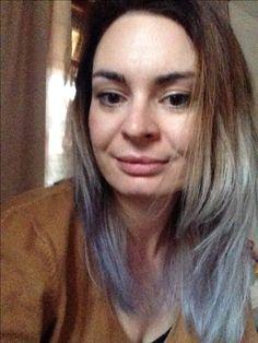 Loreal colorista bluehair