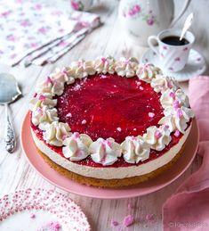 Runebergin juustokakku | Reseptit | Kinuskikissa Food To Make, Cheesecake, Food And Drink, Baking, Sweet, Desserts, Recipes, Finland, Foodies