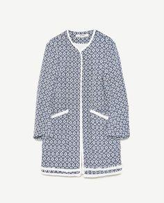That coat from Zara.