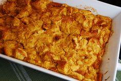 Baked Pumpkin French Toast Recipe – 8 Points + - LaaLoosh