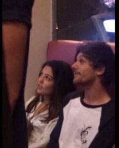 One Directioner Louis Tomlinson has a pregnant girlfriend at home, but it looks like he may be cheating on her!