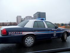 Fairfax Police, Virginia