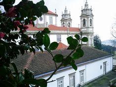 Bom Jesus de Braga. Portugal