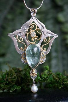 """""""Mermaid's Treasure"""" - Melissa Caron"""