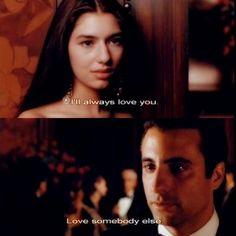 Sofia Coppola - Mary Corleone Andy Garcia - Vincent Mancini