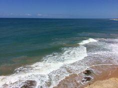 Vistas desde el acantilado del Faro de la playa de Zahora