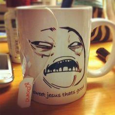 "astheflowgoes: "" Pukka tea = that face (Taken with instagram) """