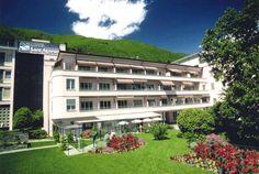 VCH-Hotel Casa Sant Agnese, Locarno, Lago Maggiore, Tessin / Ticino, Schweiz / Switzerland. http://www.vch.ch