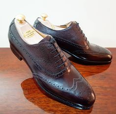 Ascot Shoes — Tag a friend who has their name written all over. Me Too Shoes, Men's Shoes, Dress Shoes, Male Shoes, Brogues, Loafers, Derby, Ascot Shoes, Best Shoes For Men