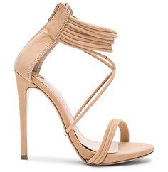 bae8b916eb0 Alani Heel by Tony Bianco. Leather upper with man made sole. Back zip  closure
