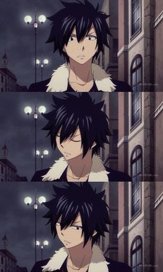THIS this is just why you adore Gray. THOSE FACIAL EXPRESSIONS. FAVORITE FT GUY APART FROM ROGUE AND ZEREF.