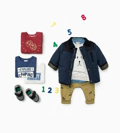 -Shop by Look-Baby boy | 3 months - 3 years-KIDS | ZARA United States