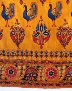 Kutch Embroidery (Indian)