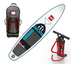 Enter to Win This Red Paddle Co 11' Sport Inflatable Stand Up Paddle Board - A $1449 Value!