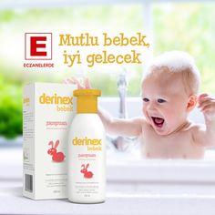 Derinex Bebek Şampuanı Papatya içeren formülü sayesinde bebeğinizin cildini rahatlatır ve tahrişlere karşı korumaya yardımcı olur. Göz Yakmayan Formülüyle Yeni Doğumdan İtibaren Kullanılabilir. Saçı yumuşatır, hassas saç ve vücut temizliği sağlar. Saç derisine ve cilde uyumlu PH 5,5 sayesinde saçın ve  SLS, SLES, paraben, sabun, alkol ve boyar maddeler içermez.Dermatolojik olarak test edilmiştir. Cildin doğal yapısına zarar vermez. #derinex #bebekSampuani #bebekbakımı #anneleretavsiye…