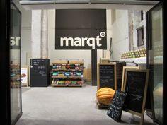 Encounters & discoveries: Marqt supermarket