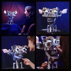 Kismet Robot