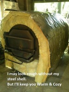 how to build your own outside wood burning stove wood boiler