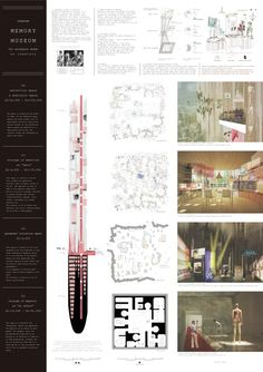 """"""" MEMORY MUSEUM """" - Tokyo Vertical Cemetery competition finalist"""