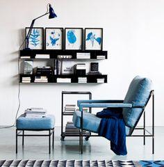 amalies hus: jonas ihreborn : seventy chair