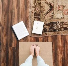 Namaste ... right here this morning. : @caroline_joy  www.cladwell.com/app | Link in bio to Download . . #yoga #yogi #yogivibes #dowhatyoulove #meditation #clearmind #rest #peace #makepeace #doyoga #selfcare #cladwell #goodvibes #humpday #midweekboost